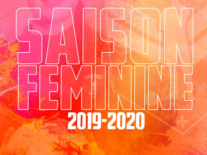 SAISON FÉMININE 2019-2020